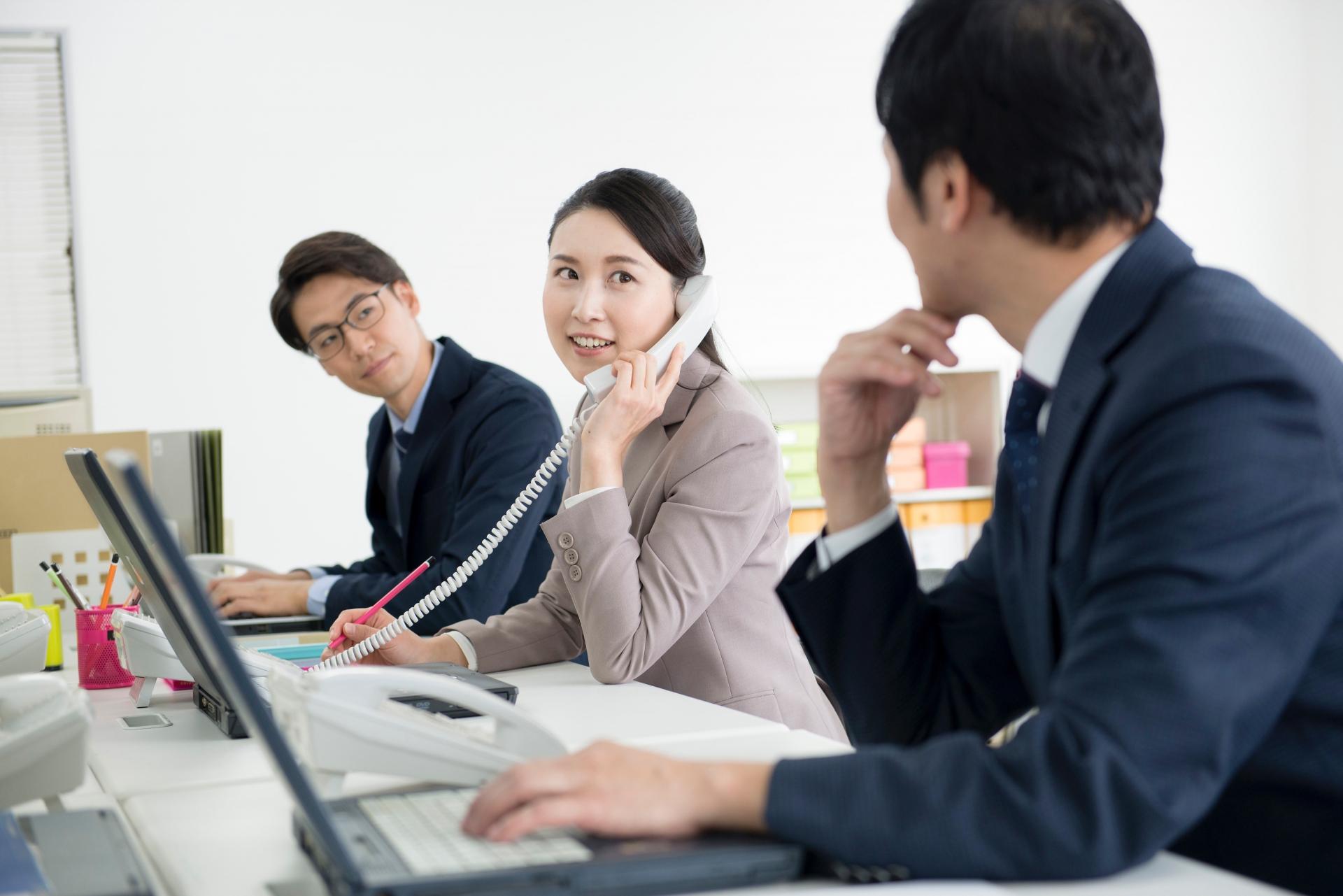 業務改善の今すぐできるアイデア4選_オフィス