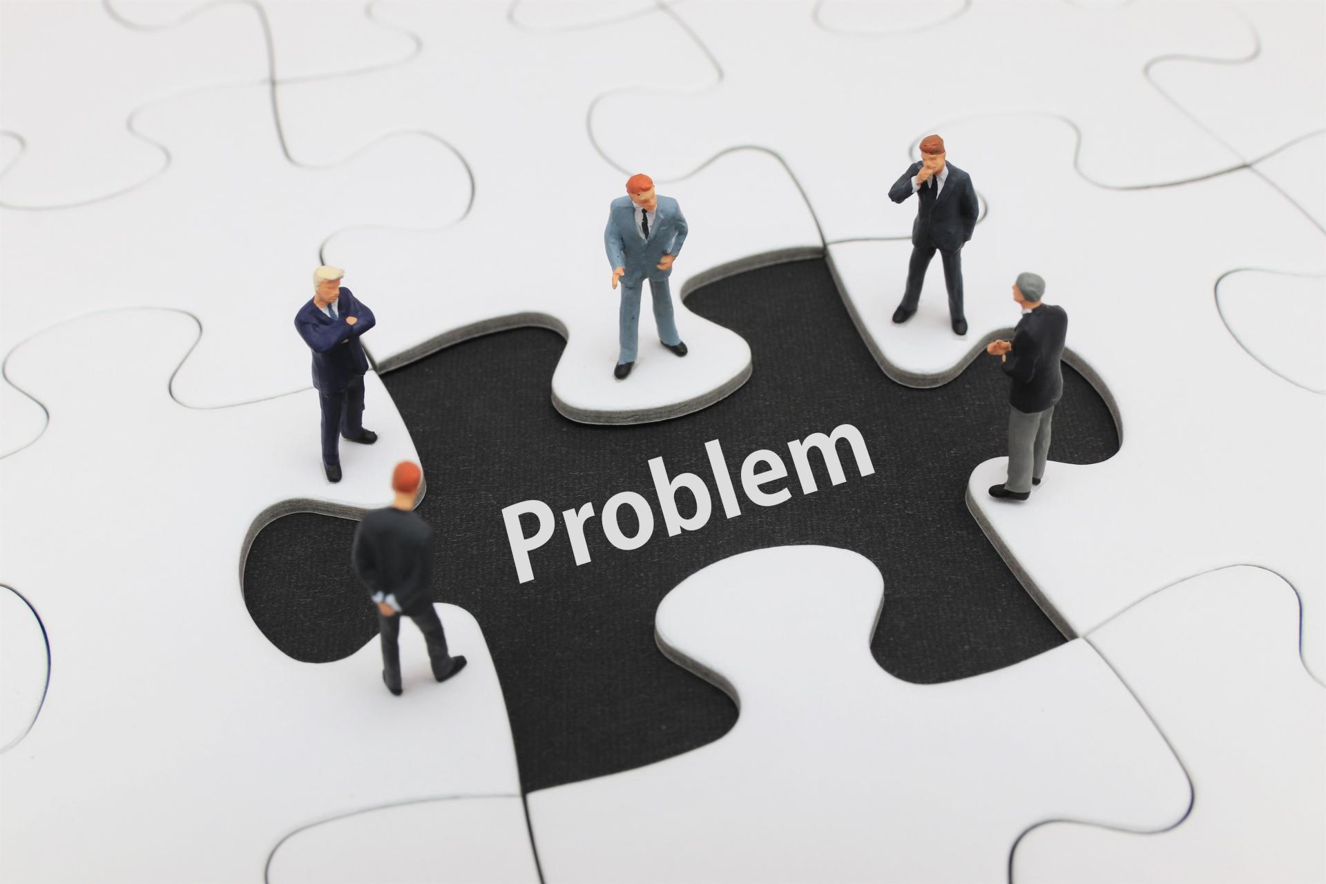 業務改善の今すぐできるアイデア4選_問題意識
