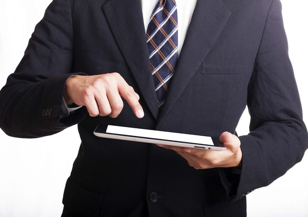 iPadで顧客管理する方法・iPadで活用できる顧客管理(CRM)